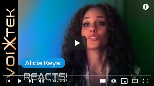 Alicia Keys testimonial about working with Ron Anderson to improve his singing