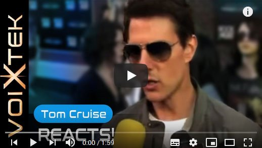 Tom Cruise testimonial about working with Ron Anderson to improve his singing